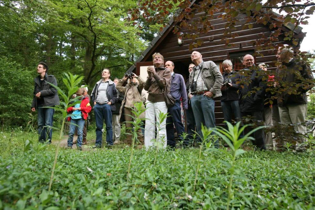 Vogelcursus Vogelbeschermingswacht Noord-Veluwe